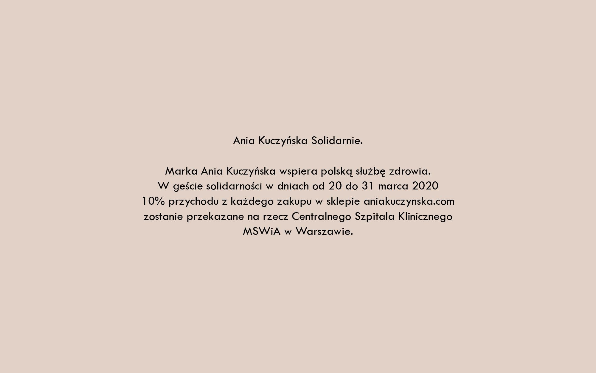 Ania Kuczyńska Solidarnie